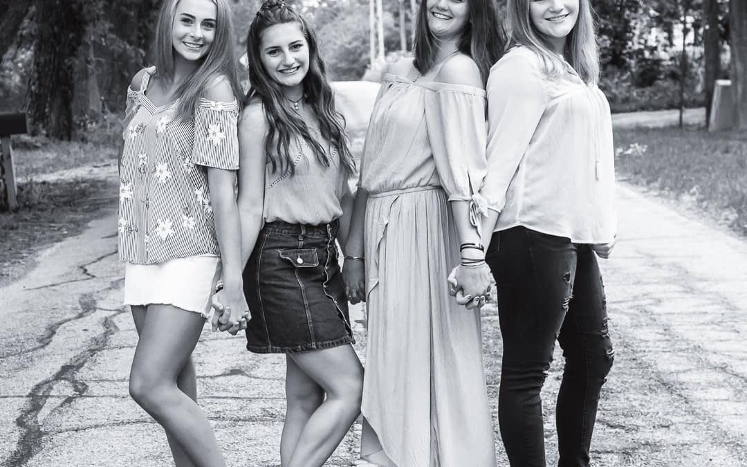 Senior Influencer Team | Class of 2021 | The Studio Kate