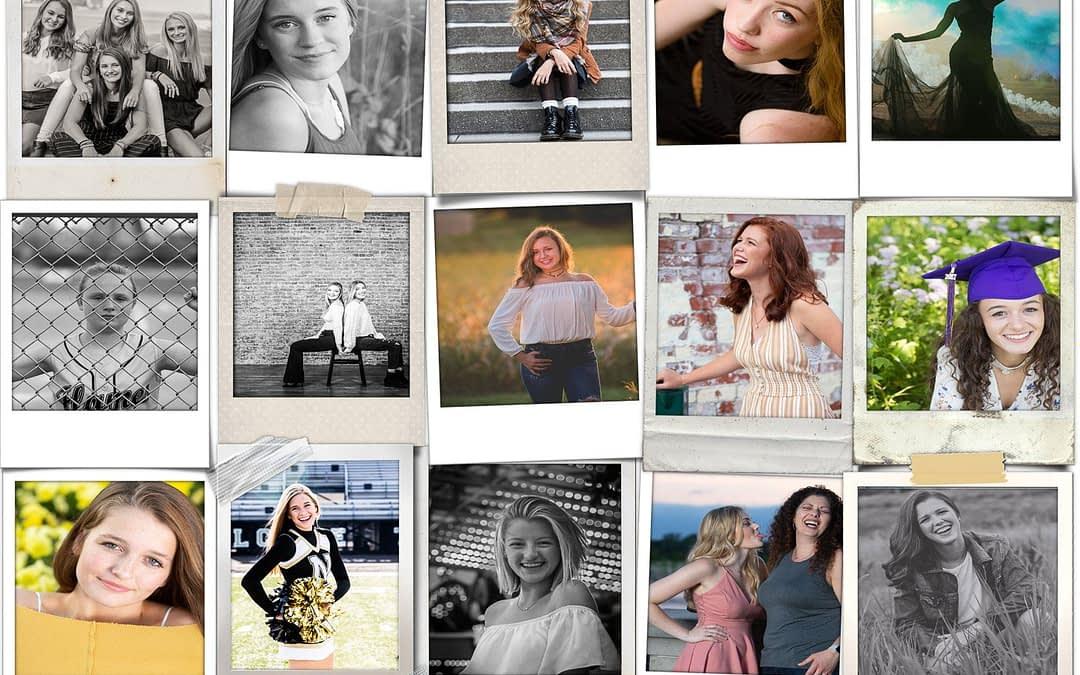 25 Unique Senior Picture Ideas